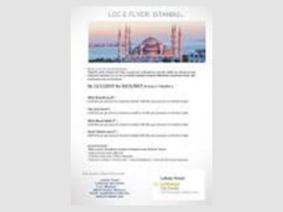 Lehyan Travel – Lufthansa City Center