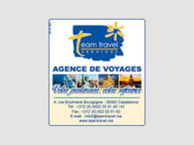 Team travel services s.a