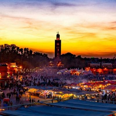 Photo Marrakech nightlife tour