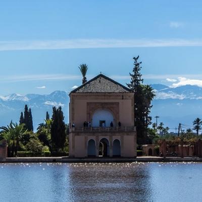 Photo Découvrez les jardins de Marrakech