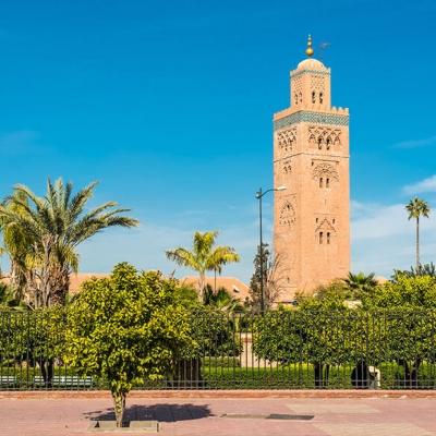 Photo Photographie tour de Marrakech en vélo