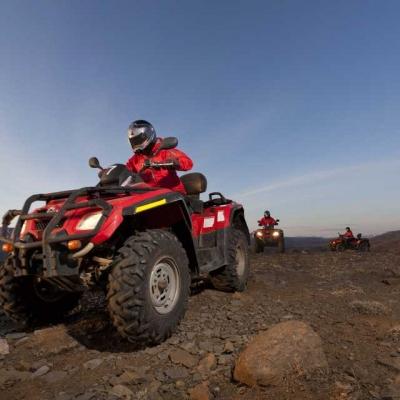 Photo Agadir: aventure en quad et petit-déjeuner de style berbère