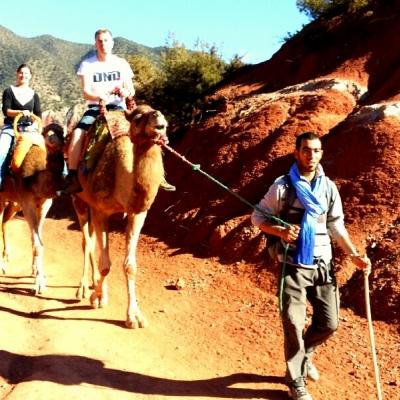 Photo Excursion multi activités aux montagnes d'Atlas depuis Marrakech