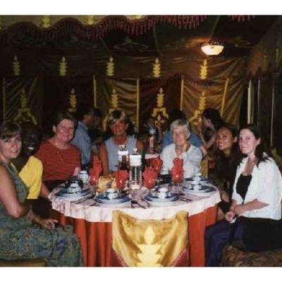 Photo De Marrakech : dîner Chez Ali et spectacle de chevaux