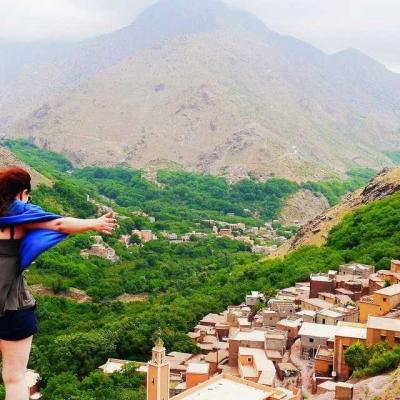 Photo Depuis Marrakech: visite du massif de l'Atlas et 3 vallées