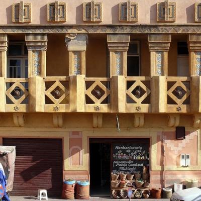 Photo Visitez le Mellah, le quartier juif de Marrakech