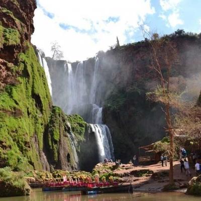 Photo Excursion 1 jour vers les cascades d'Ouzoud depuis Marrakech