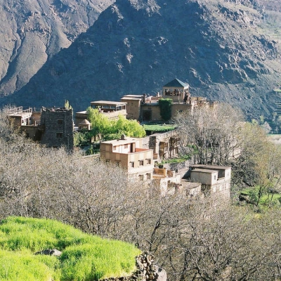 Photo Excursion d'une journée à Imlil avec déjeuner à Kasbah du Toubkal