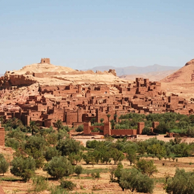 Photo Excursion Telouet et Ait-Ben-Haddou (une journée)