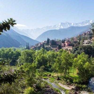 Photo Journée dans l'Atlas marocain et les quatre vallées