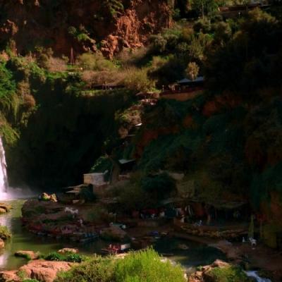Photo Excursion cascades d'Ouzoud – départ de Marrakech