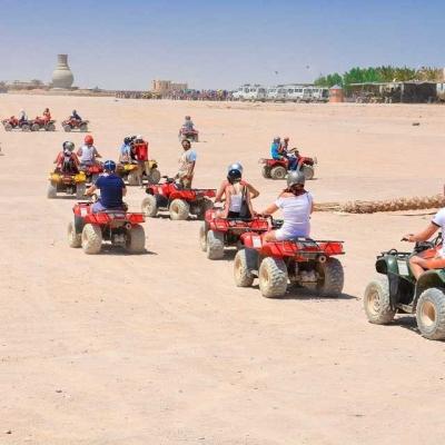 Photo Sahara Park d'Hurghada: safari d'une journée en quad