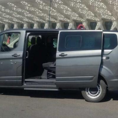 Photo Transfert privé de l'aéroport à la ville de Marrakech