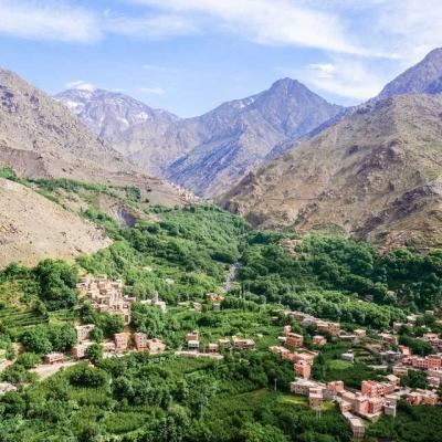 Photo Une journée dans la vallée de l'Ourika et dans l'Atlas