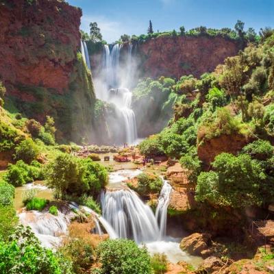 Photo Visite d'un jour aux cascades d'Ouzoud depuis Marrakech