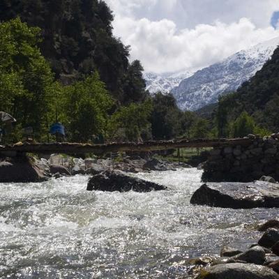 Photo Visite d'une journée : Ourika et montagnes de l'Atlas