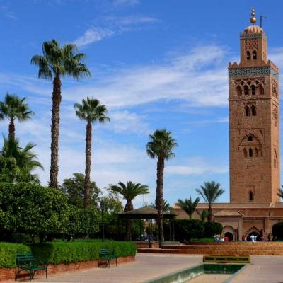 Photo Visite de 3 heures des monuments et des souks de Marrakech